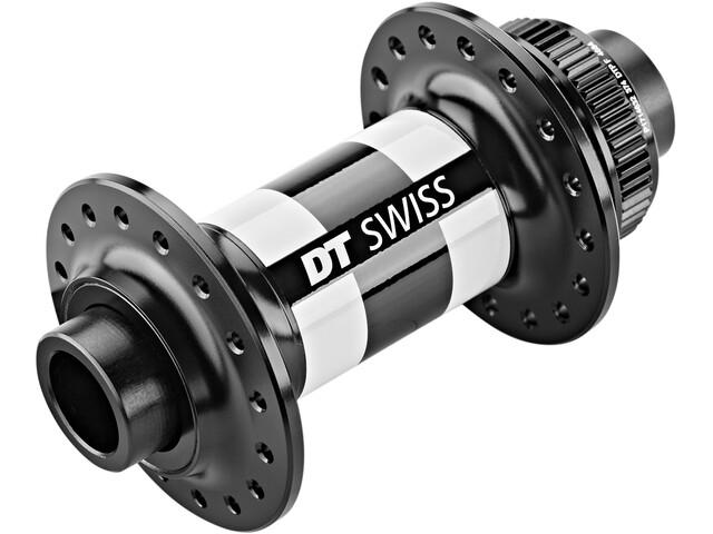 DT Swiss 350 Buje Delantero 100 mm/15 mm Center Lock